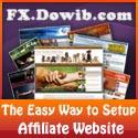 Affiliate Website - Flexi Design