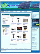 Best Selling Solar Panel Affiliate Website