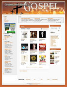 Best Selling Christian & Gospel Album MP3 Affiliate Website