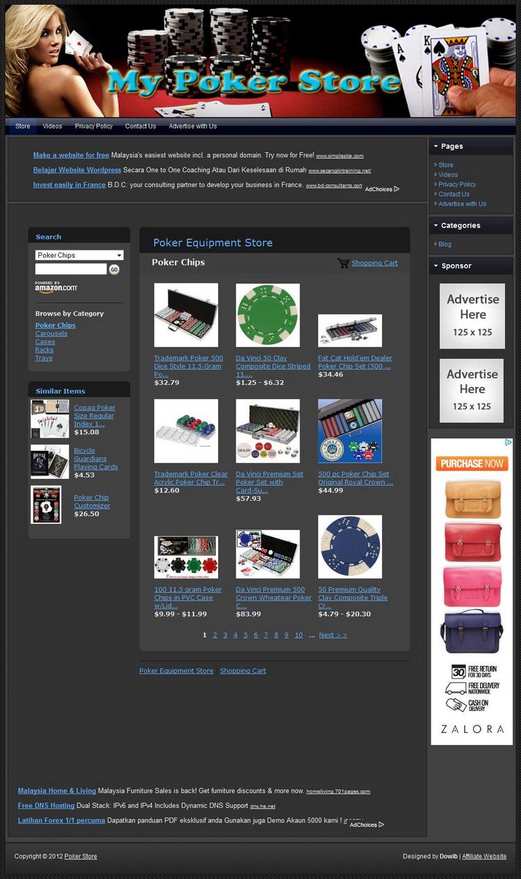 Poker website for sale most popular poker websites