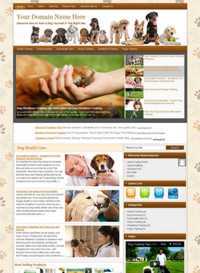 Dog Training Affiliate Website