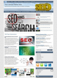 SEO Affiliate Website