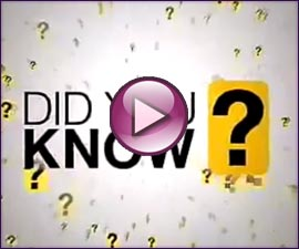 Did You Know? :: The Power Of The Internet?